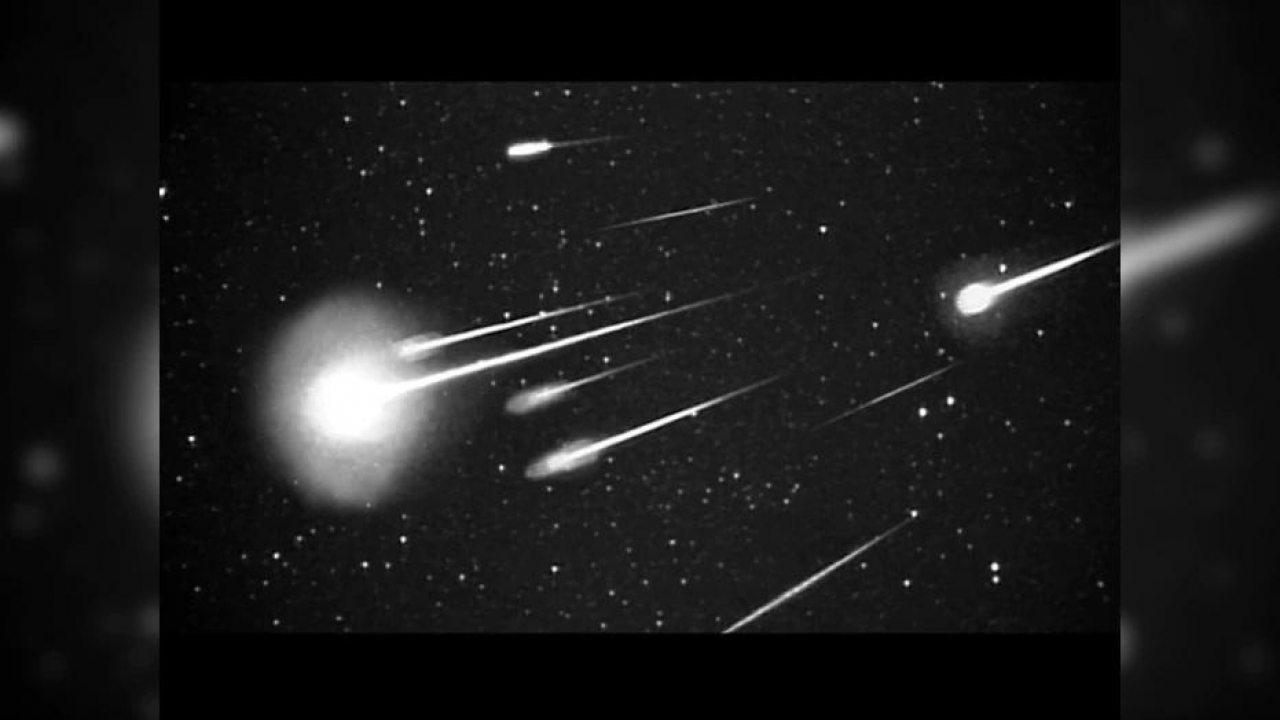Leonid meteor shower to light up the sky in November