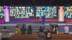 The Potter's House Church adds a virtual option for people watching their services at home
