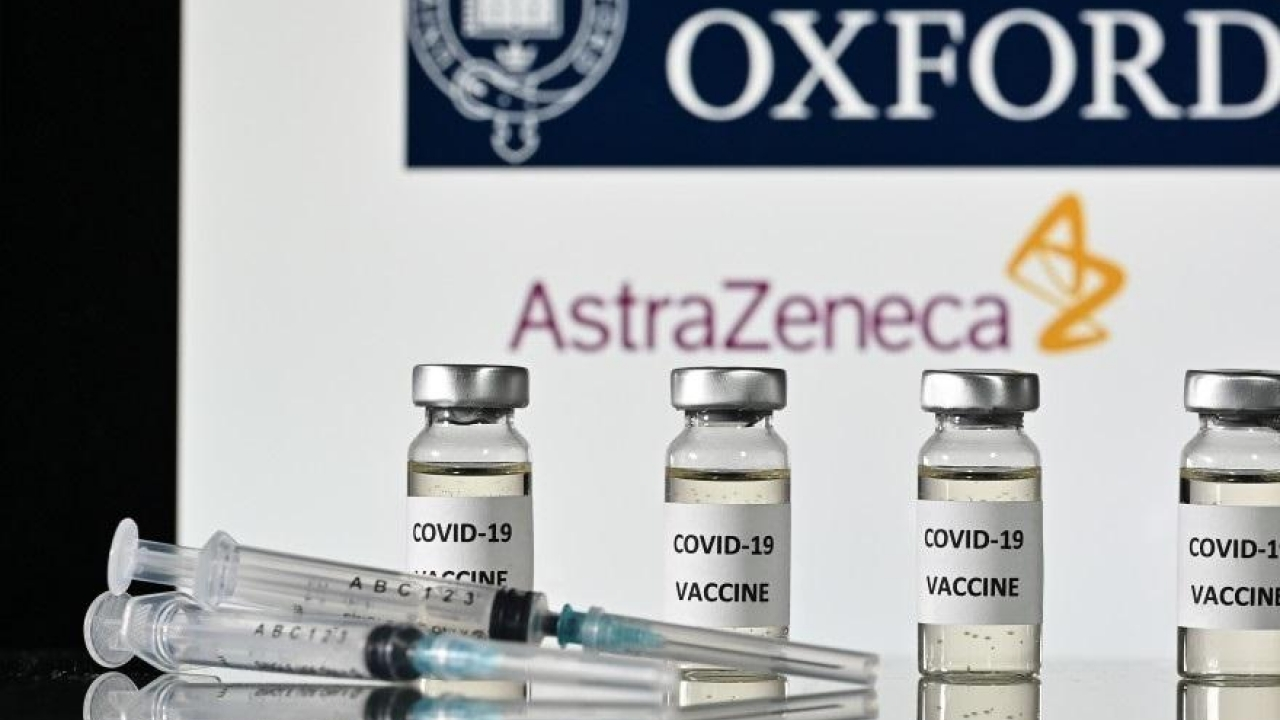 AstraZeneca says the last-phase trail of the COVID-19 vaccine proved it a 'highly effective' prevention method