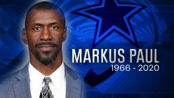 Cowboys pay tribute to Coach Markus Paul during Thanksgiving game