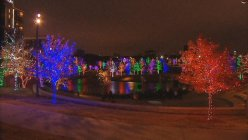 The Largest Vitruvian Lights display opens in Addison Friday night