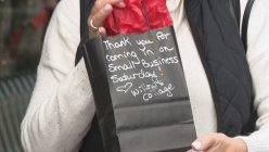 North Texans shopped local for Small Business Saturday