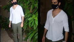 Kartik Aaryan looks cool and comfortable as he gets snapped in the city