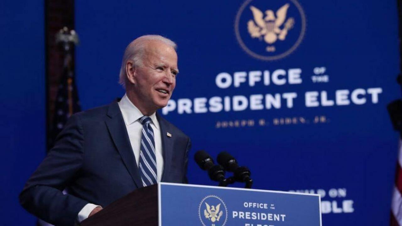 Batttleground Wisconsin confirmed Joe Biden as winner following recount