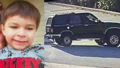 A 4-year-old boy taken from Chuck E. Cheese by his non-custodian mother found safe