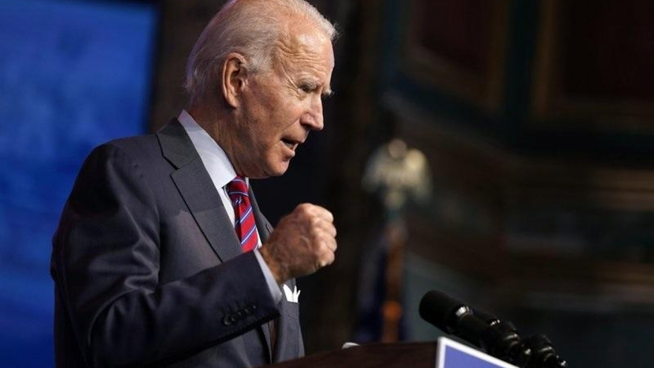President-elect Joe Biden officially secures Electoral College majority to win the White House