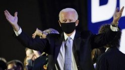 Joe Biden to ask Americans to commit to 100 days of wearing masks