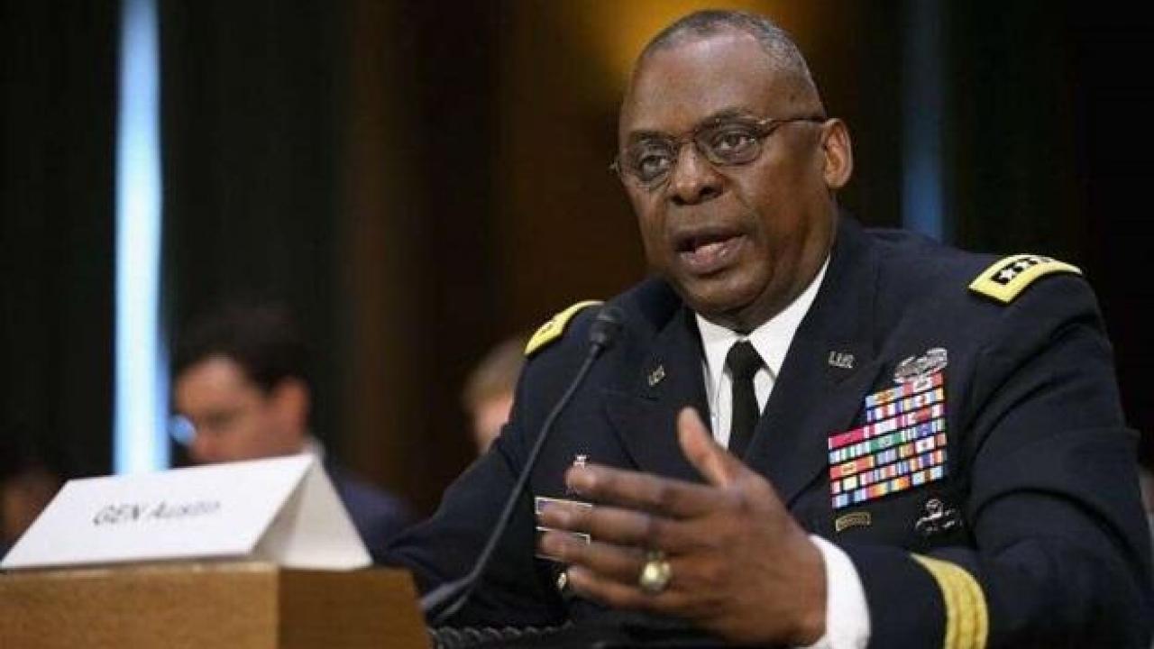 President-elect Joe Biden to nominate retired four-star Army general Lloyd J. Austin as secretary of defense