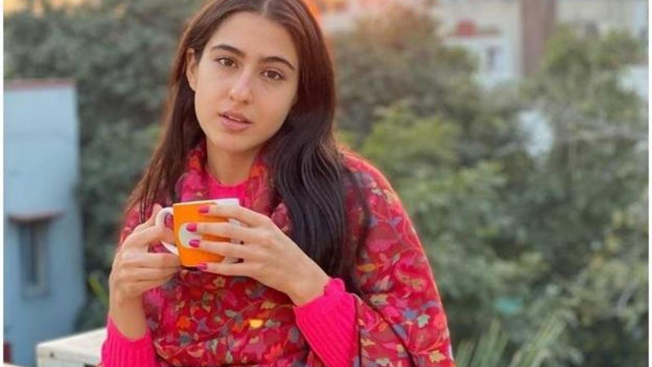 Sara Ali Khan looks gorgeous in this no-makeup look