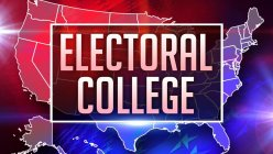 Electors meeting Monday across the US to cast their votes for the 46th President and 49th Vice President