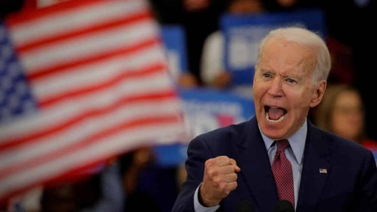 Electoral College votes secure Joe Biden's win