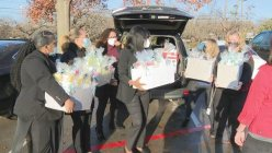 North Texas teachers surprised with gifts for their hard work during the ongoing pandemic