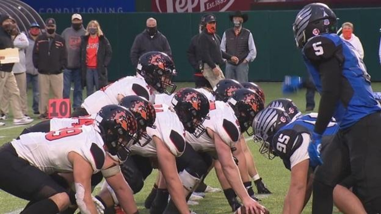 High school playoff football kicks-off across North Texas.