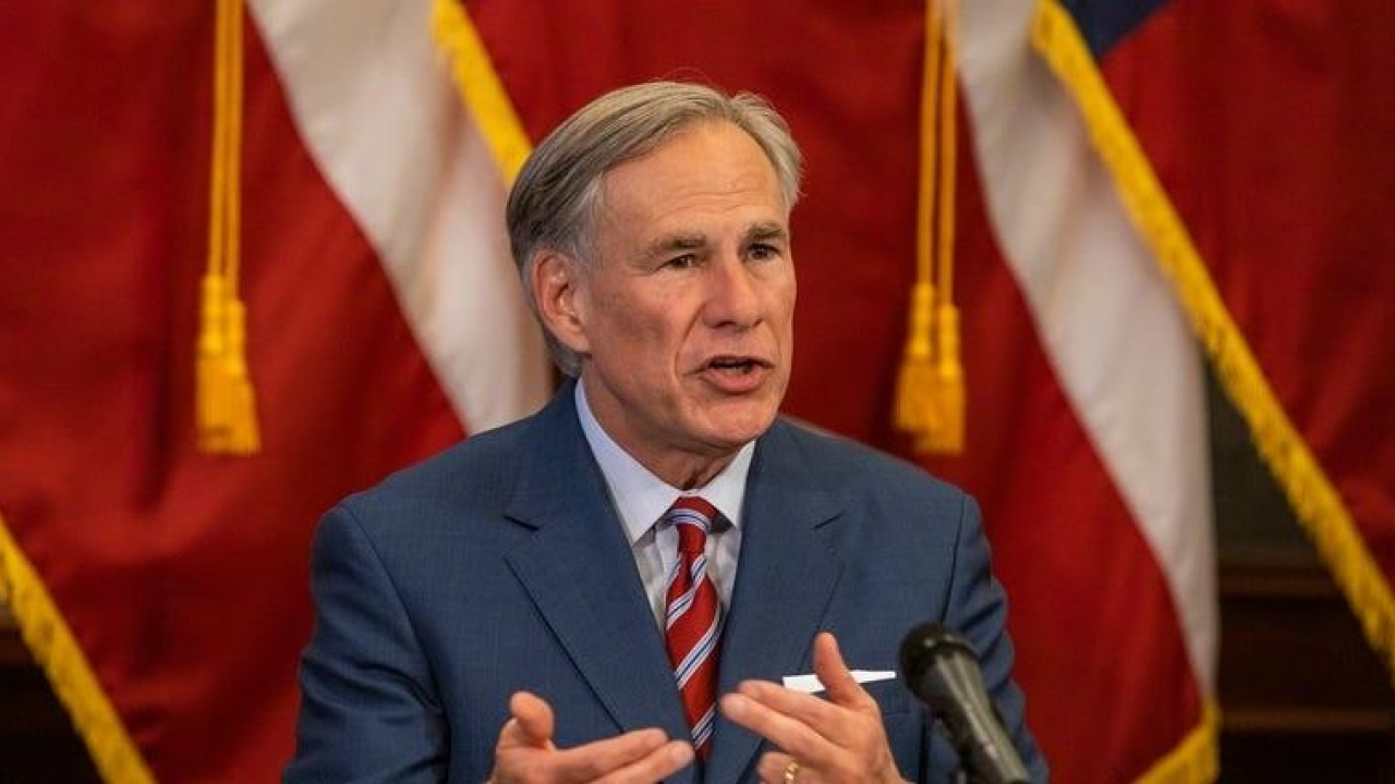 Gov. Abbott believes teachers should be given priority to the COVID-19 vaccine
