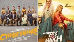 Taapsee and Bhumi starrer 'Saand Ki Aankh' to be the opening film at IFFI, Sushant Singh Rajput's 'Chhichhore' to be screened too