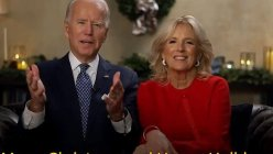 President-elect Biden and his wife wishes Americans a Merry Christmas 'Brighter days are coming soon'