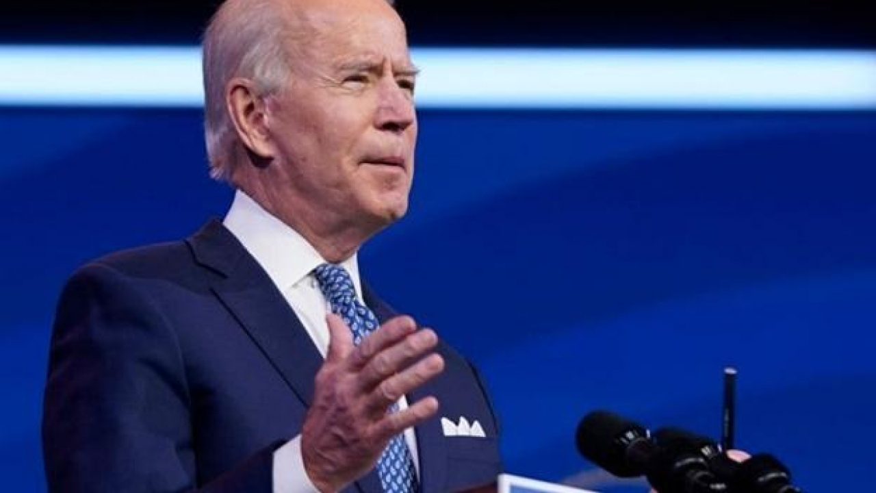 President-elect Biden pledges tuition-free community college for all