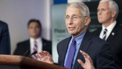 Life in the U.S. will not get back to normal until fall 2021, says Dr. Anthony Fauci