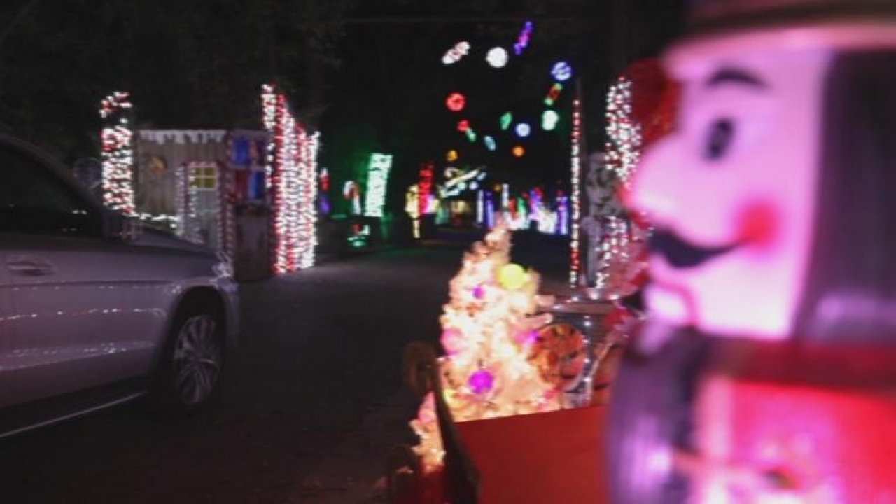 Dallas Zoo to extend its drive-thru light show due to increasing demand