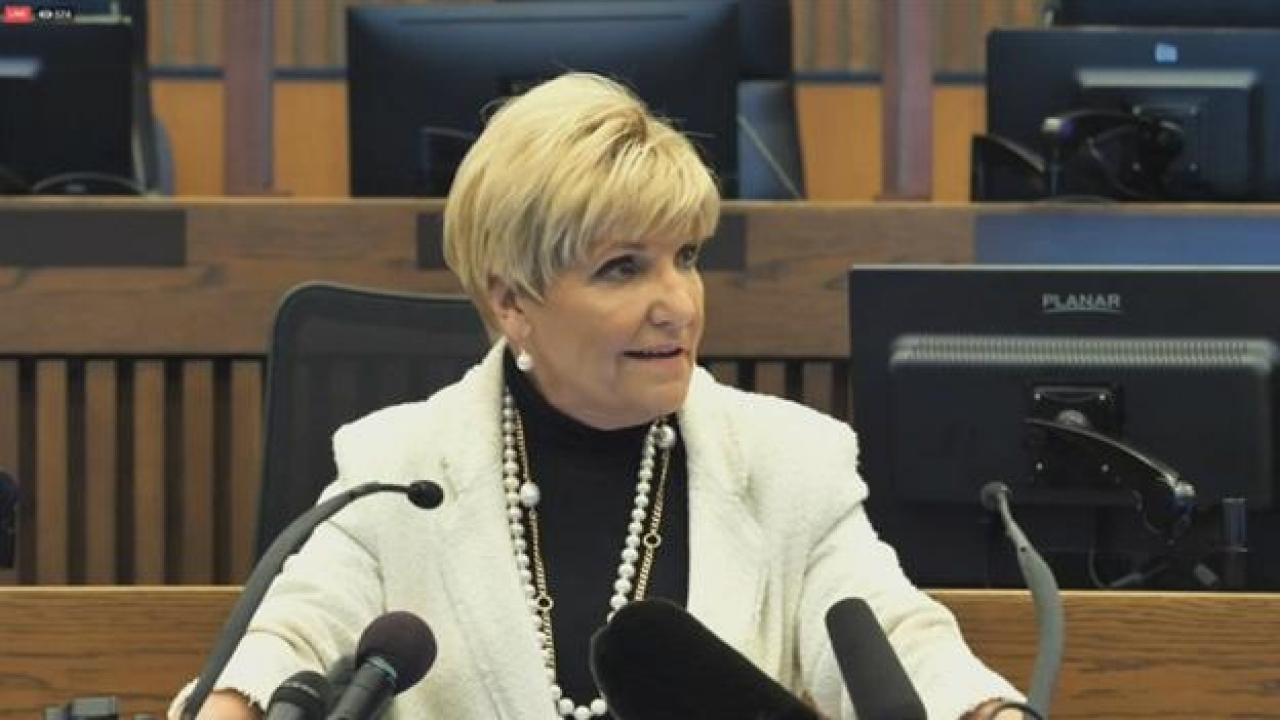 71-year old Fort Worth Mayor Betsy Price will not run for reelection for the sixth term