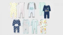 Target recalls infant rompers because the snaps could detach and cause a choking hazard