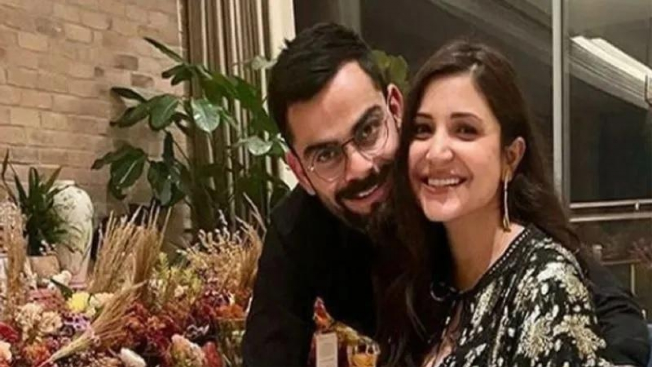 Anushka Sharma and Virat Kohli blessed with an adorable baby girl