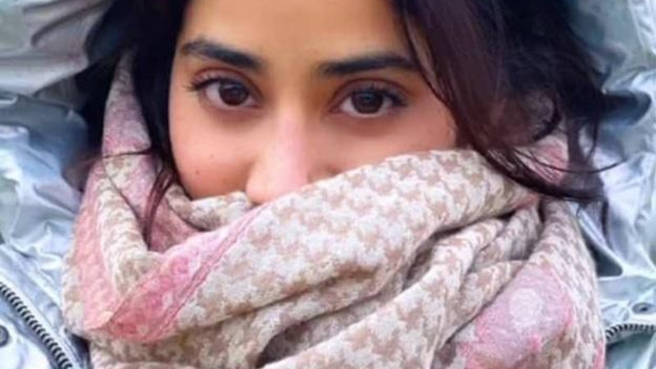 This picture of Janhvi Kapoor from Punjab will refresh your day!