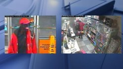 Arlington Police officers searching for robber who fatally shot a store clerk